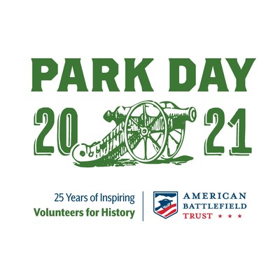 Park Day 2021 - 25 Years of Inspiring Volunteers for History