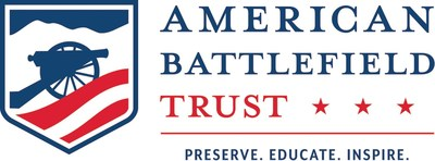 American Battlefield Trust, dedicated to preserving our nation's hallowed battlegrounds. (PRNewsfoto/American Battlefield Trust)