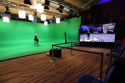 The 4th Ethnosport Forum held in hybrid format. (PRNewsfoto/World Ethnosport Confederation (WEC))