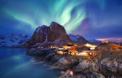 Norway leading the way in renewable energy development.