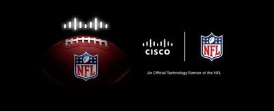 NFL + Cisco