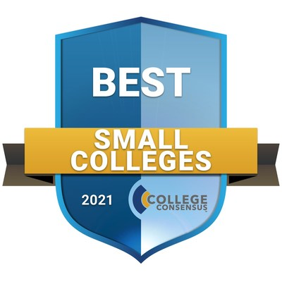 College Consensus Best Small Colleges 2021