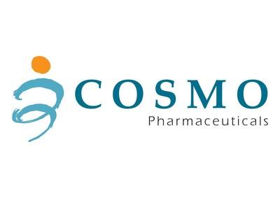 Cosmo Pharmaceuticals Logo (PRNewsfoto/Cosmo Pharmaceuticals N.V.)