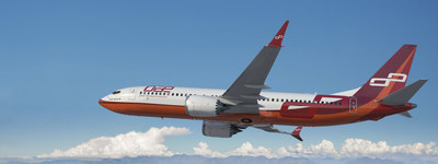 Boeing Rendering