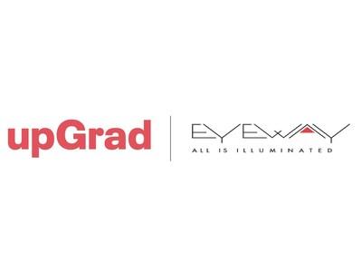 upGrad and Eyeway Vision Ltd