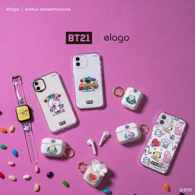 BT21 | elago Collection