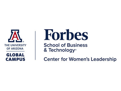 Forbes and CWL (PRNewsfoto/University of Arizona Global Campus)