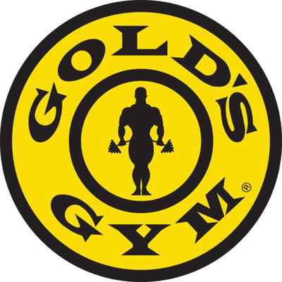 Gold's Gym logo (PRNewsfoto/Gold's Gym)