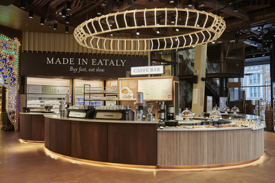 Gran Caffè illy at Eataly London