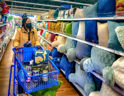 Meijer reveals shopping trends over the last year of pandemic life including an increase in home décor, home fitness, bulk produce and outdoor recreation sales.