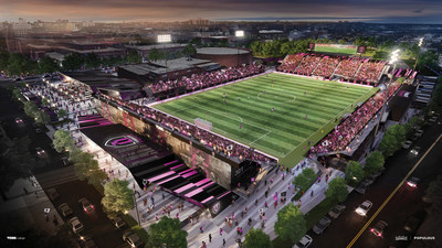 QUEENSBORO FC HAS A PLACE TO CALL HOME. YORK COLLEGE OF THE CITY UNIVERSITY OF NEW YORK ANNOUNCED AS SITE FOR CLUB'S SOCCER SPECIFIC STADIUM, THE FIRST EVER BUILT BY A PRO TEAM IN NEW YORK CITY.