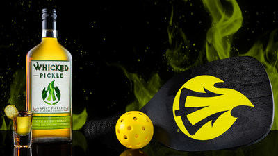 Whicked Pickle is the Official Whiskey of the Minto US Open Pickleball Championships