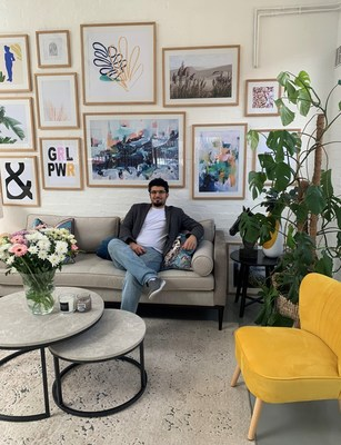 Omar Obaid, CEO & Founder of Abstract House