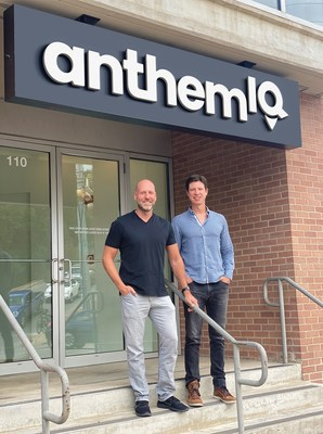 AnthemIQ's Kenny Tomlin, Founder & Executive Chairman and Chris Skyles, Founder & Chief Broker Officer