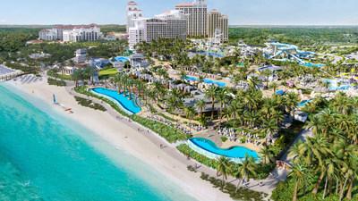 Baha Mar Unveils New Luxury Beachfront Water Park: Baha Bay