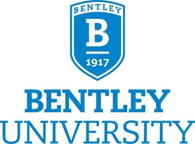 Bentley University Logo. (PRNewsfoto/Bentley University)