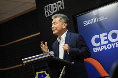 President Director Bank BRI Sunarso