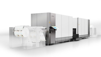 An addition to the market-leading ColorStream family, the ColorStream 8000 series is built on 43 years of experience in developing and manufacturing award-winning digital presses and represents the next stage in the evolution of the platform