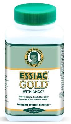 Essiac from Canada International™ Introduces ESSIAC Gold™ Featuring AHCC®