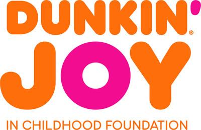 (PRNewsfoto/Dunkin' Joy in Childhood Founda)