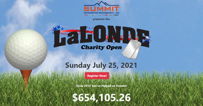 2021 LaLonde Charity Open. July 25, 2021 at Pine Knob Golf Course in Clarkston, MI.