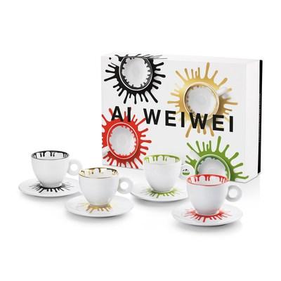 illycaffè x Ai Wei Wei Art Collection