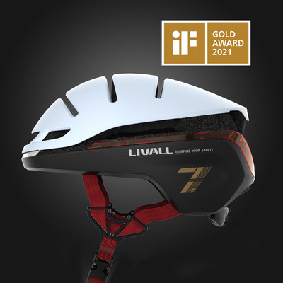 LIVALL EVO21 Smart Helmet : 360 Active Protection