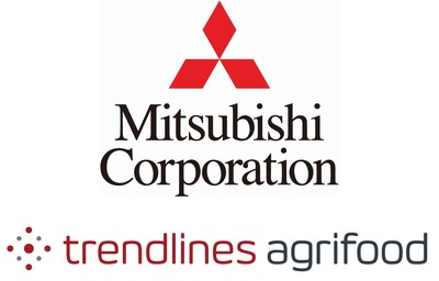 Mitsubishi Trendlines Agrifood Logo