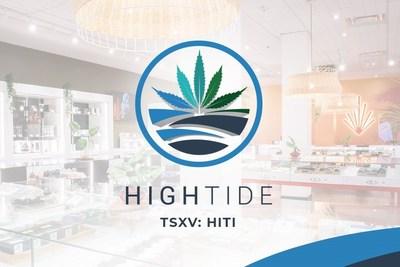 High Tide Inc. - May 28, 2021 (CNW Group/High Tide Inc.)