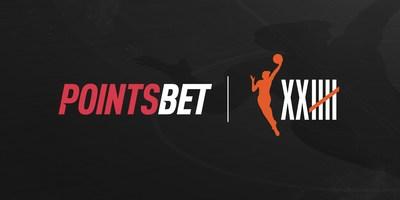 PointsBet x WNBA