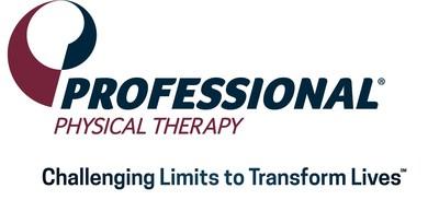 Professional Physical Therapy Logo 2021 (PRNewsfoto/Professional Physical Therapy)