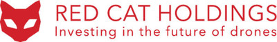 Red Cat Holdings Logo (PRNewsfoto/Red Cat Holdings, Inc.)