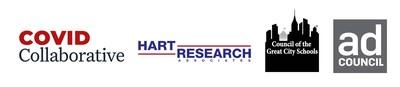 COVID Collaborative, Hart Research Associates, Council of the Great City Schools, Ad Council