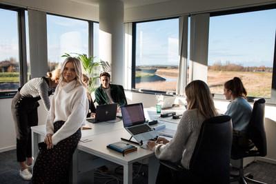 NEST@Mallard - spacious, flexible offices spaces on Express Park