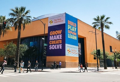 The Tech Interactive is a family-friendly science and technology center in the heart of downtown San Jose. The Tech is a world leader in the creation of immersive STEAM (science, technology, engineering, art and math) education resources to develop the next generation of problem-solvers locally, nationally and globally.