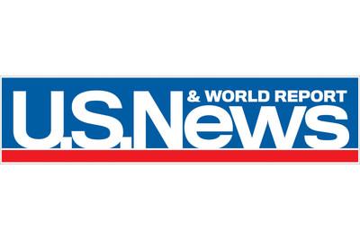 U.S. News & World Report Logo. (PRNewsfoto/U.S. News & World Report)