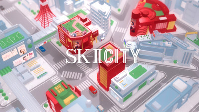 SK-II CITY - Discover the 'VS' Series & World of SK-II