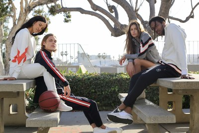 Making a play from court to everyday life, Wilson Sporting Goods Co. introduces, Wilson Sportswear, a new apparel line that aims to empower every human to live like an athlete.