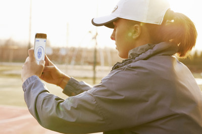 The ASICS Mind Uplifter enables people to see the impact of sport on their own mind, their city, and their entire nation.