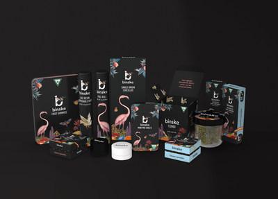 Binske luxury product offerings