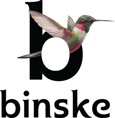 Binske official logo