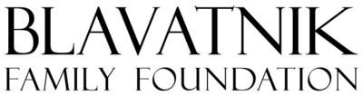 Blavatnik Family Foundation Logo