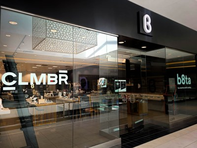 CLMBR Connected now available for in-person demos at b8ta stores across the US