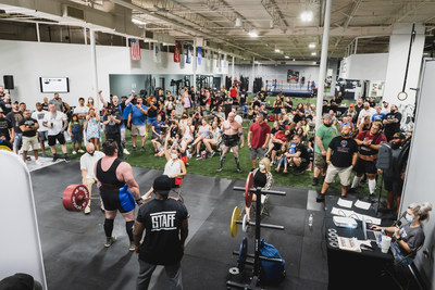 2020's Powerlifting Meet at Show of Strength