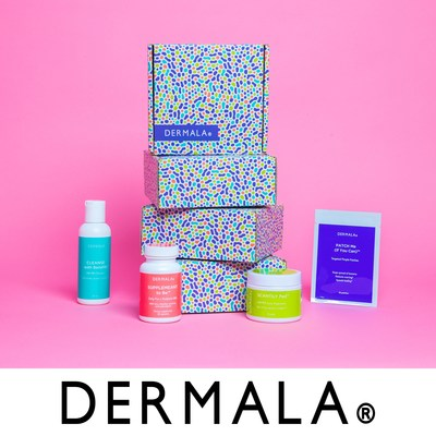 DERMALA – the Only Clinically Proven, Personalized, Human Microbiome Powered Acne Solution