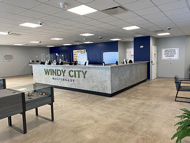 Windy City Cannabis is a leading cannabis operator throughout the state of Illinois. The Macomb property is strategically situated in the downtown district of Macomb and within two miles from the campus of Western Illinois University