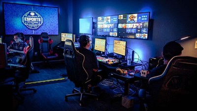 In partnership with Van Wagner, GCN recently produced at Black Fire Innovation its inaugural Collegiate Esports Invitational featuring Fortnite. The event featured colleges and universities from ten NCAA conferences who competed for the national crown, ultimately won by the University of Maryland, Baltimore County.
