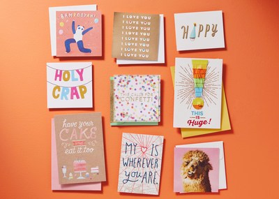 Hallmark launches Sign & Send for thousands of greeting cards on Hallmark.com.