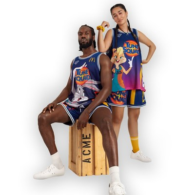 McDonald's x Diamond Supply Co. x Space Jam: A New Legacy Collection