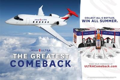 Michelob ULTRA The Greatest Comeback